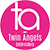 Twin Angels - Embroidery and Digital Printing Services