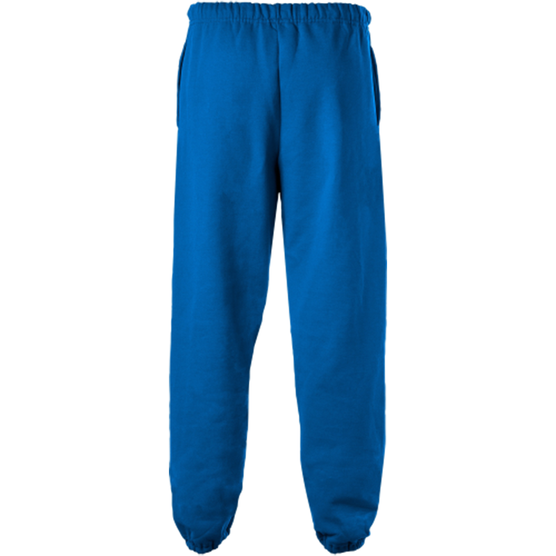 sweat pants blue
